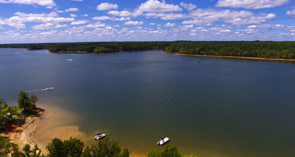 Afternoon, Satterwhite Point, Kerr Lake, North Carolina 09 ...