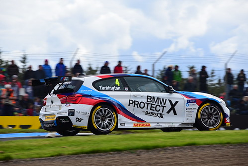 Colin Turkington, BMW 125i M Sport, British Touring Car Championship, Knockhill 2017