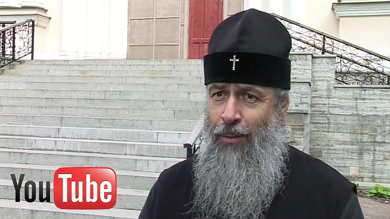 Доклад и ответы митрополита Арсения на конференции отдела по монастырям