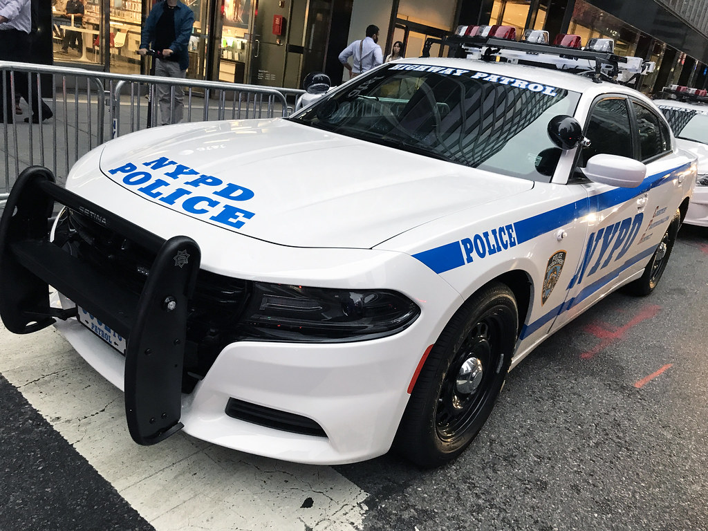 2016 Dodge Charger Srt Hellcat >> Picture Taken Of Brand New NYPD Car #5952-16 - 2016 Dodge … | Flickr