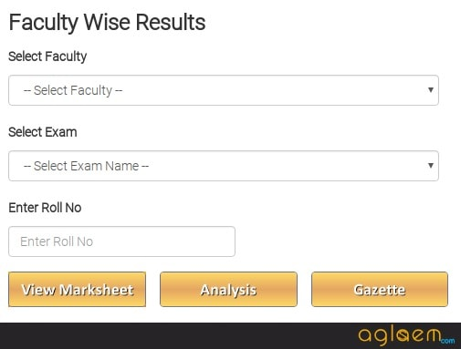 Nagpur University Result