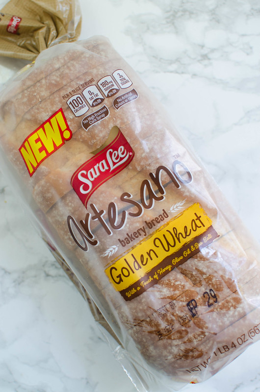 Sara Lee Artesano Golden Wheat