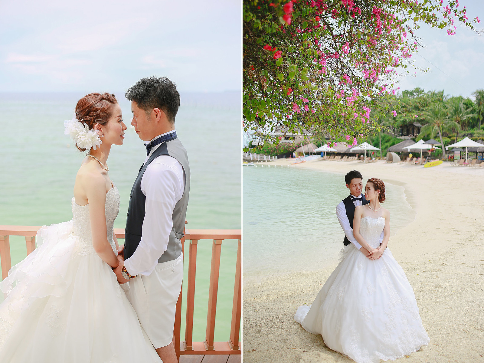 Cebu Post Wedding, Japanese Couple