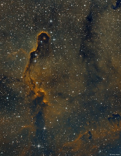 The  Elephant's Trunk Nebula | by Martin_Heigan