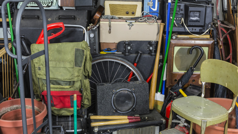 Take part in our latest psychology study on compulsive hoarding.