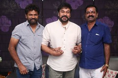 Chiranjeevi Purchased Darshakudu Movie 1st Ticket Stills