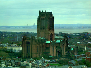 Anglican Cathedral from Radio City Tower 19 | by worldtravelimages.net