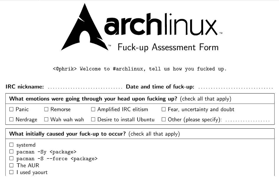 arch-linux-formulario