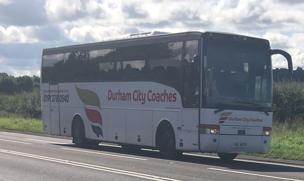 Durham City Coaches Xil 4073 07 08 2017 Durham City Coac Flickr