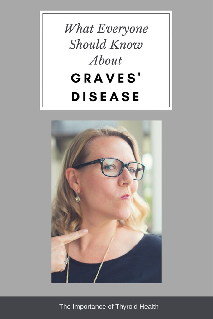 Why the thyroid is so important and what everyone should know about Graves' Disease.