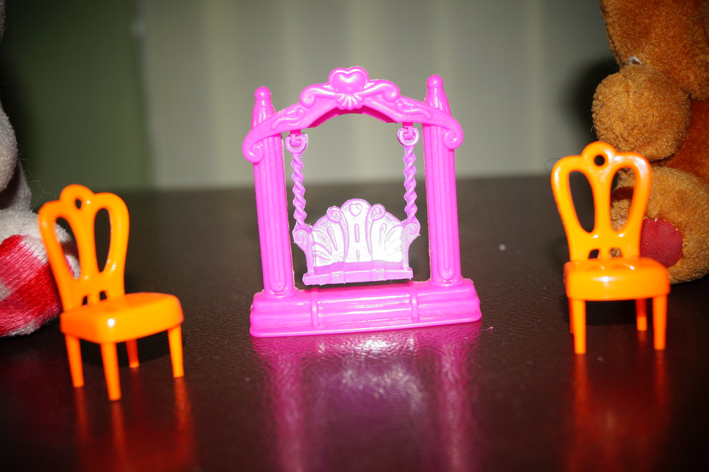 ... Toy Chair And Unjal | By Selvan Tamilmani