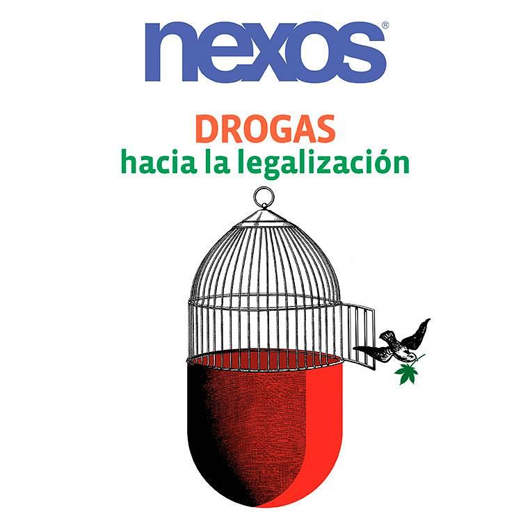 雜誌《NEXOS》該期封面。
