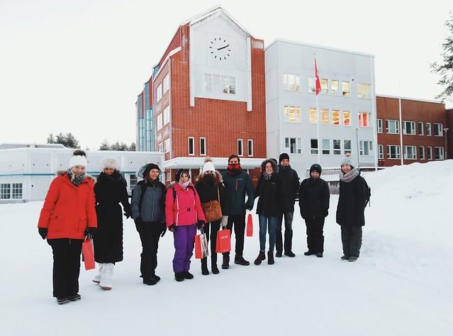 Universidad de Rovaniemi: ciencias aplicadas