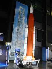 Space Launch System for Mission to Mars