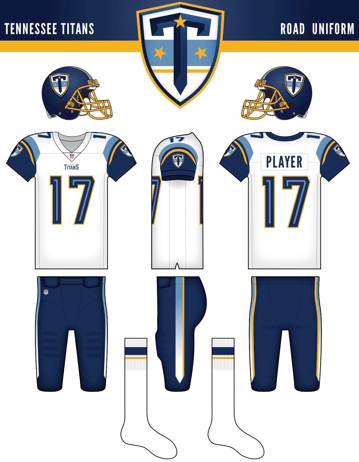 ny titans football jersey