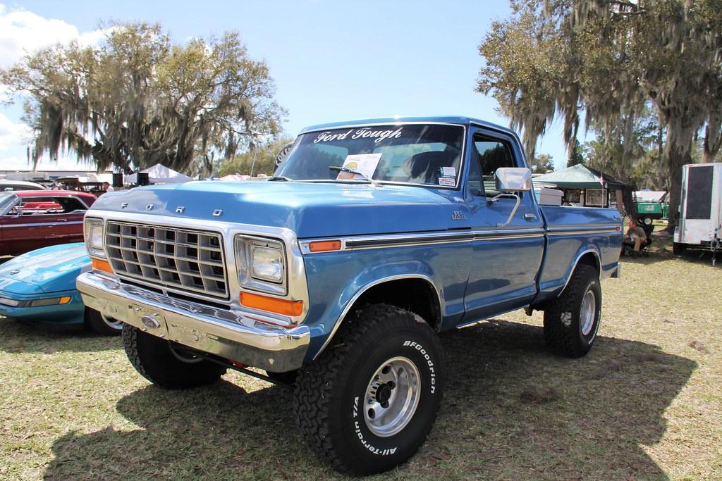 1979 ford f150 ranger 4x4 pickup truck 1979 ford f150 rang flickr. Black Bedroom Furniture Sets. Home Design Ideas