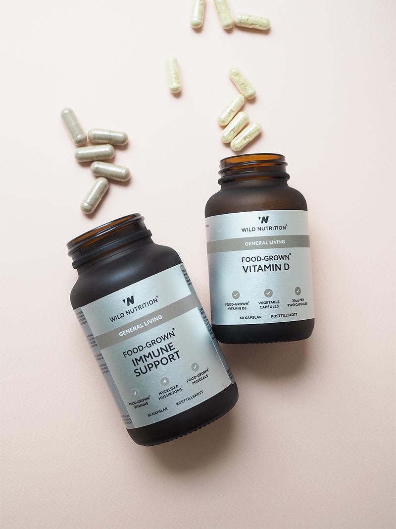 Wild Nutrition vitamiinit Pur hyvinvointikauppa