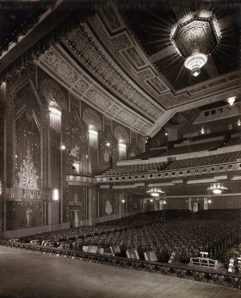 The Auditorium At The Paramount Theatre Newcastle Flickr