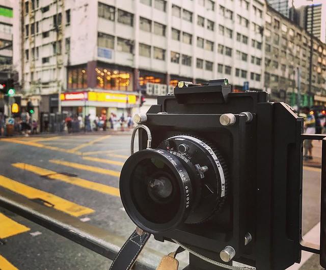 Nikon 90mm f4.5 SW 大藝觀塘快拍