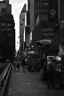 Streets of Manhattan 4 B&W | by C.M. Keiner