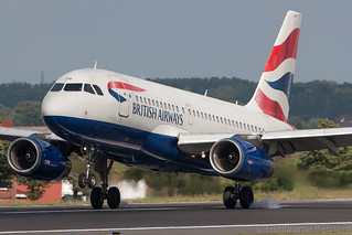 Airbus A319 British Airways G-EUPP MSN 1295 | by Guillaume Besnard Aviation Photography