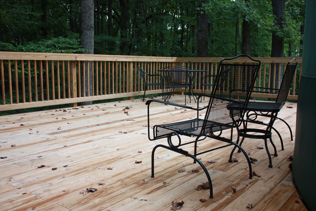 Image result for wood deck flickr