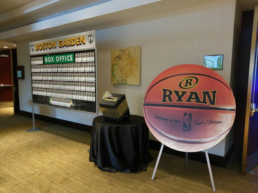 ... Basketball Sign On Board For Bat Mitzvah And Party At The Waltham Boston  Westin Hotel |