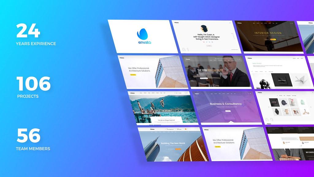 Website / Design & Development Agency Presentation - 14