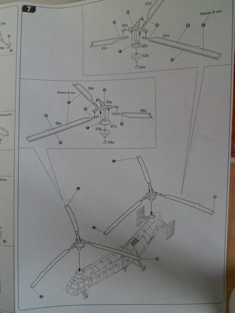 Ouvre-boîte Vertol H-21 Flying banana [Italeri 1/72] 35707014193_297b5724b9_z
