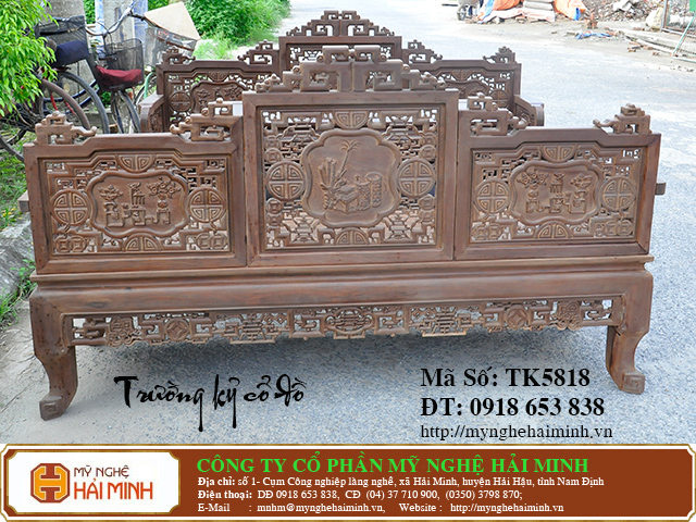 TK5818c  Bo Truong Ky co do  do go mynghehaiminh