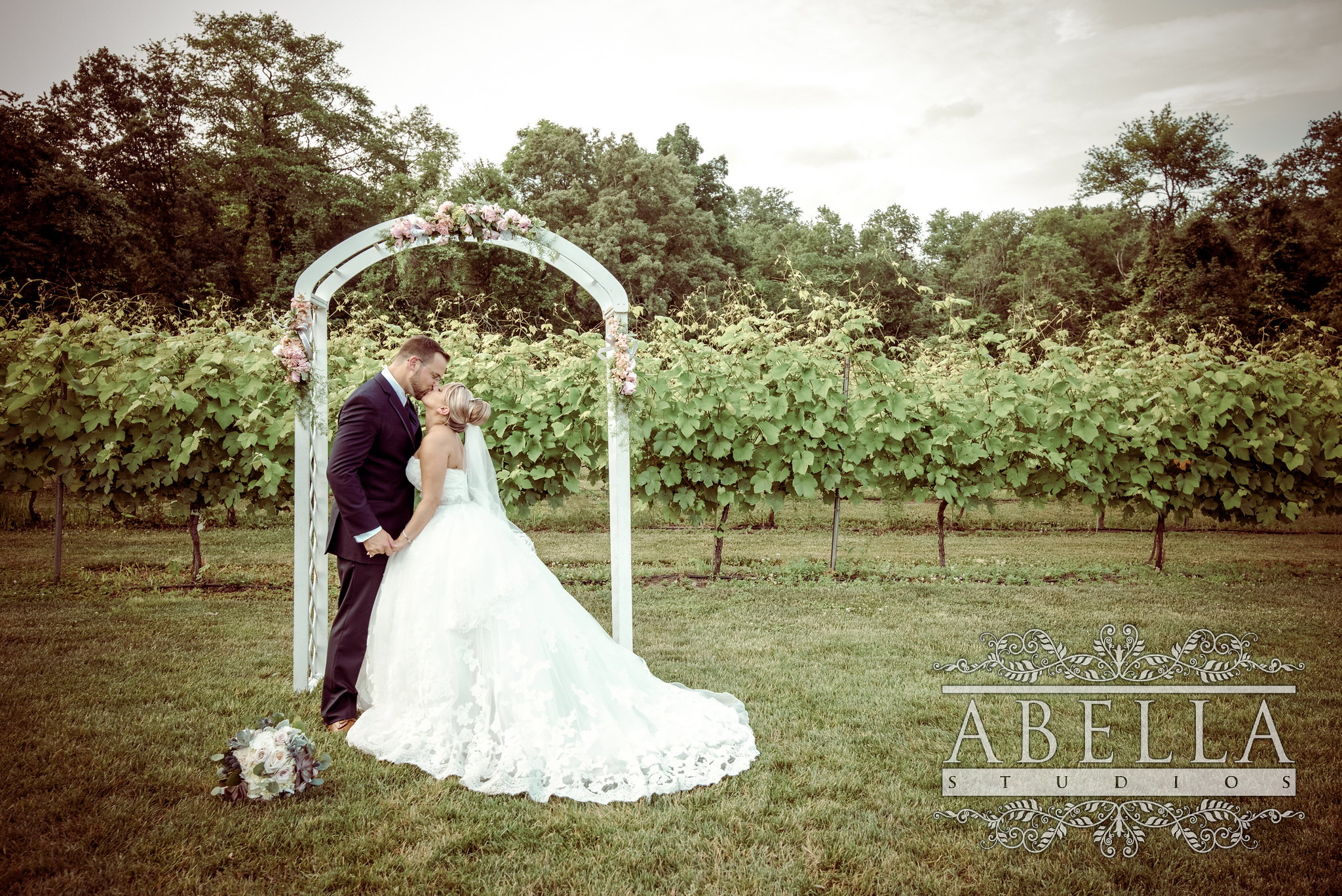 NJ Wedding Photography by Abella Studios