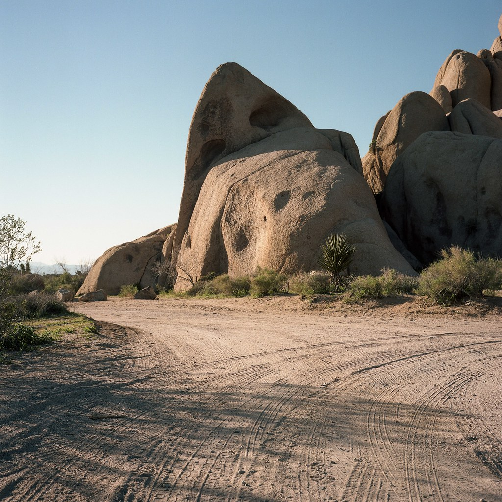 Forked rocks road   by ADMurr