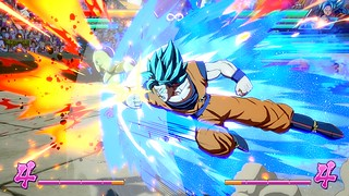 DRAGON BALL FighterZ SSGSS Goku (2) | by Gamers nGeeks