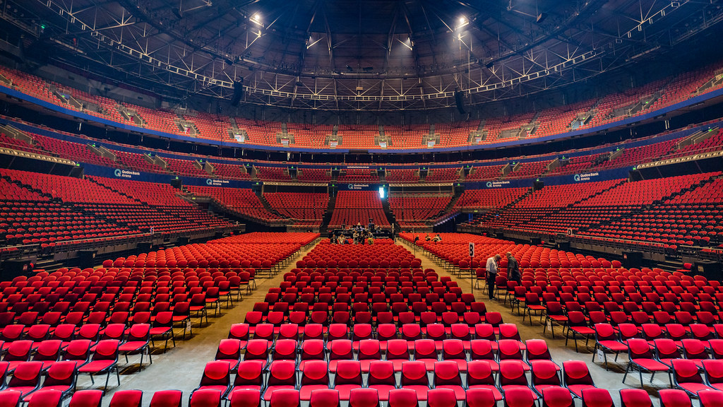 qudos bank arena sydney with hans zimmer live flickr. Black Bedroom Furniture Sets. Home Design Ideas