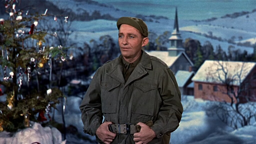 bing crosby white christmas 1954 by classic_film - How Old Was Bing Crosby In White Christmas