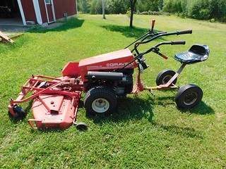 Gravely Professional 16 walk behind mower | by thornhill3