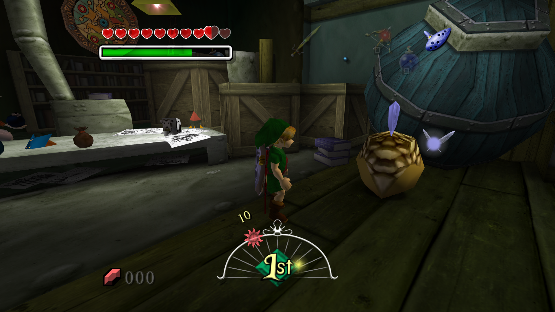 Majora's Mask N64HD Project - Work in Progress (WIP) - EmuTalk net
