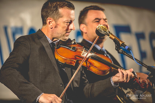 The Del McCoury Band at Delaware Valley Bluegrass Festival 9/2/2017 | by phillybluegrass