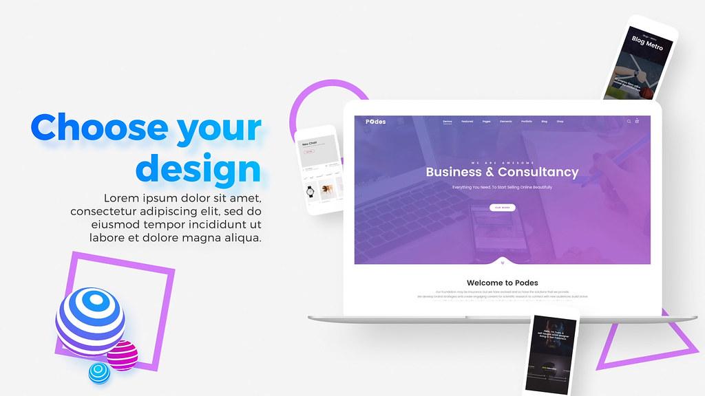Website / Design & Development Agency Presentation - 7