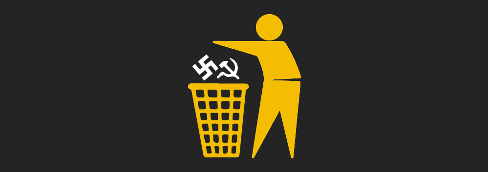 If The Swastika Is Banned It Is Logical To Ban The Sickle And