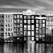 Old buildings, Amsterdam