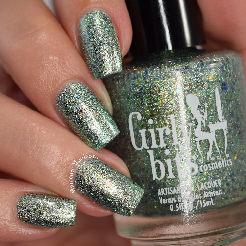 Girly Bits Chrysalis review