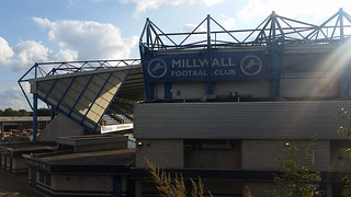 Millwall v Ipswich Town, The New Den, SkyBet Championship, Tuesday 15th August 2017 | by CDay86