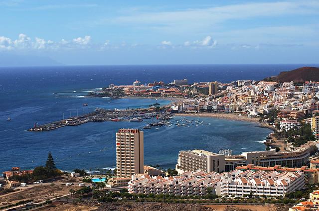 Los Cristianos, Tenerife