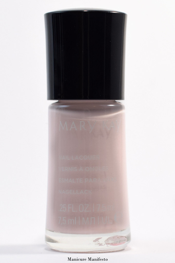 Mary Kay Pink Escape nail polish