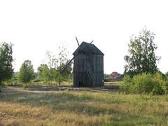 Старий млин у Карасині