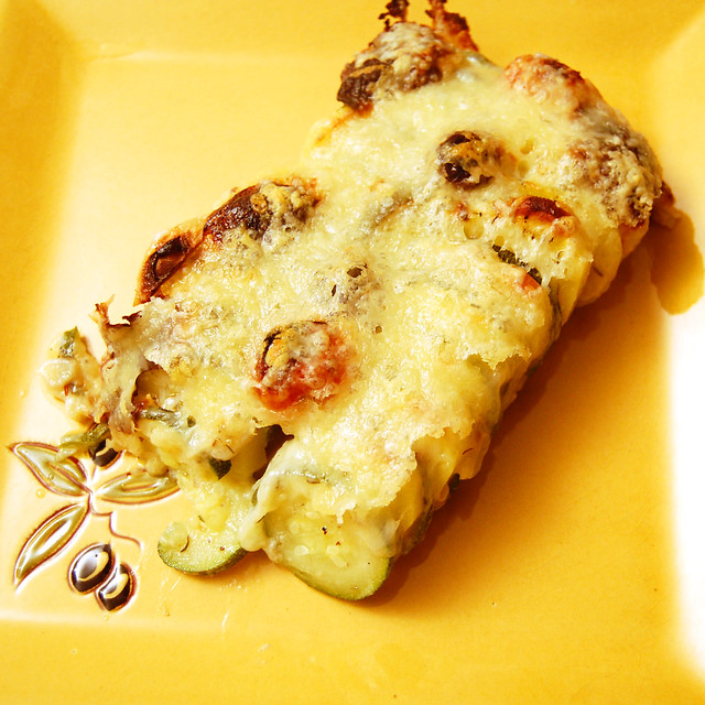 Knuspriges Kartoffel-Zucchini-Gratin ... Brigitte Stolle
