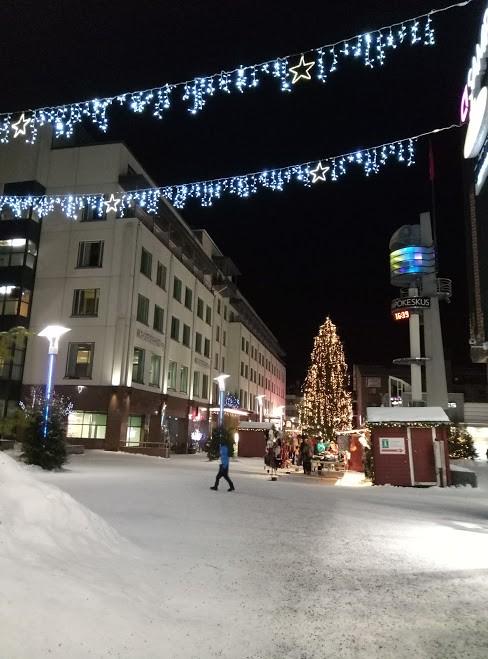 Centro de Rovaniemi