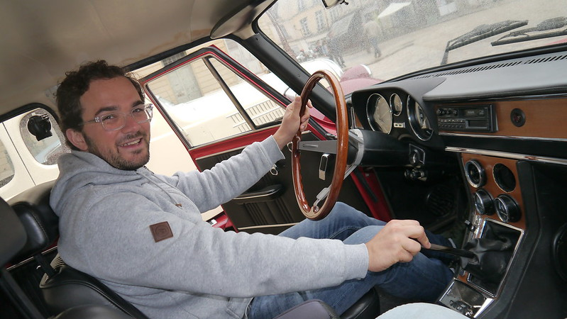 Alfa Romeo Giulia Super 1600 Nuova  23575737038_39b7468cb8_c