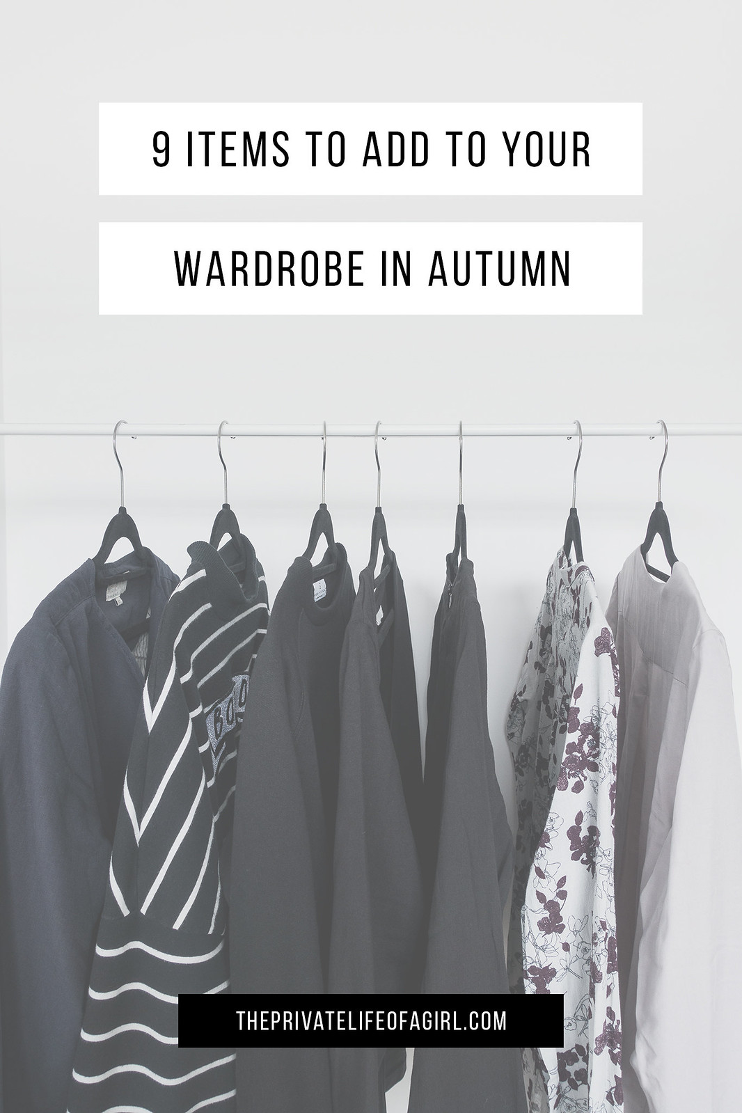 Autumn Wardrobe Additions